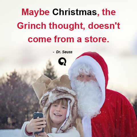 maybe christmas the grinch thought