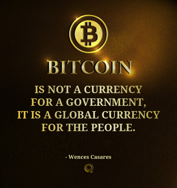 Bitcoin Quote Extraordinary Bitcoin Quotes That Will Inspire You To Be Successful Quotesing