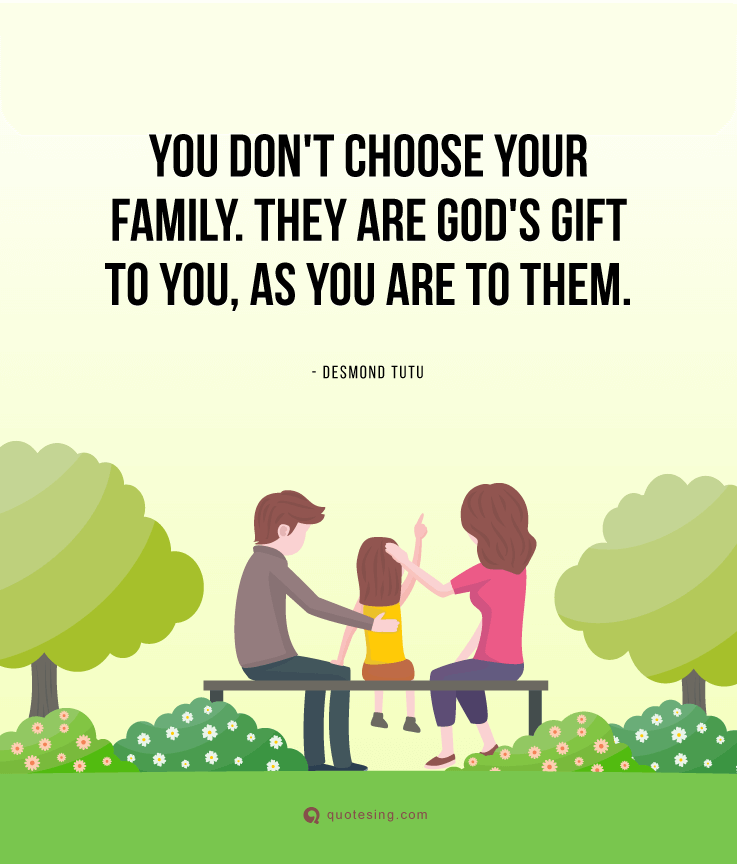 50 Inspiring Quotes about Family with Pictures - Quotesing