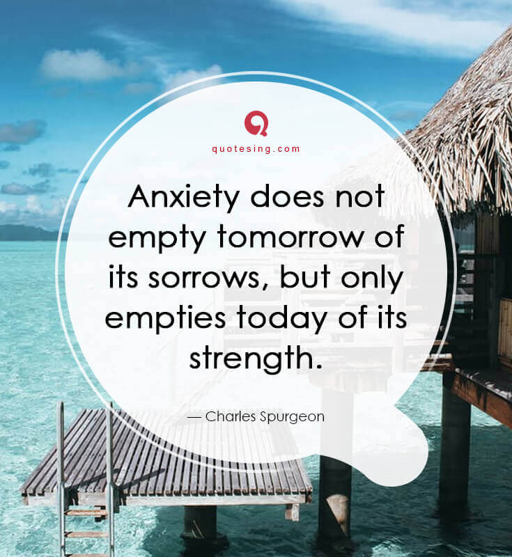 Inspiring Quotes to Relieve Stress, Anxiety & Depression ...