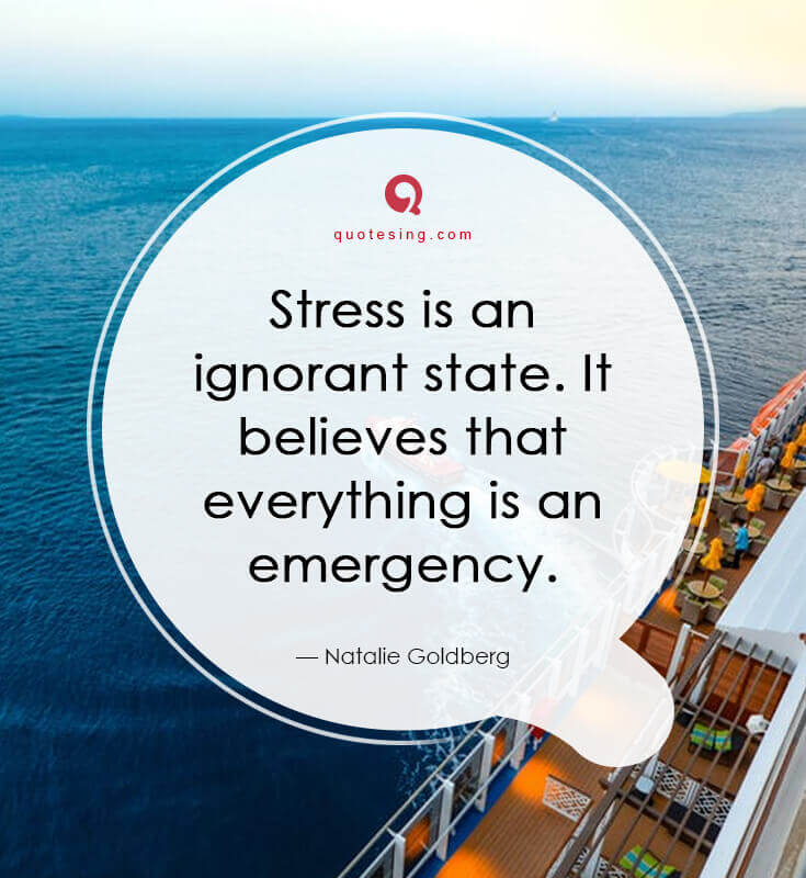 Inspiring Quotes to Relieve Stress, Anxiety & Depression - Quotesing