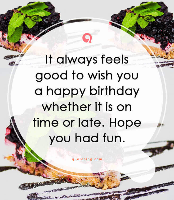 50 belated birthday wishes messages greetings and cards quotesing belated birthday wishes messages greetings and cards m4hsunfo