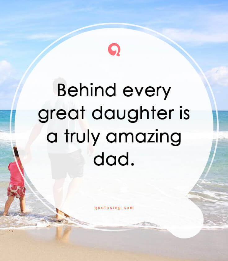 Father And Daughter Quotes | 50 Lovely Father Daughter Quotes Pictures Quotesing