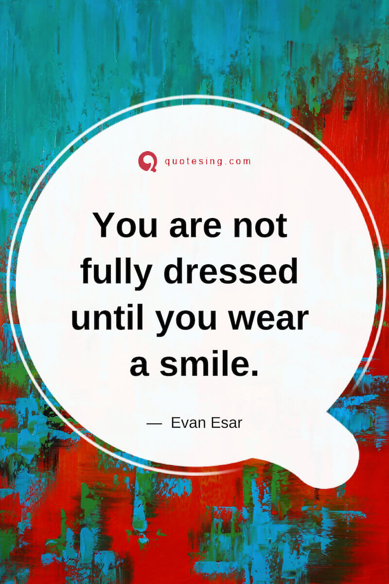 Beautiful Smile Quotes With Images Quotesing