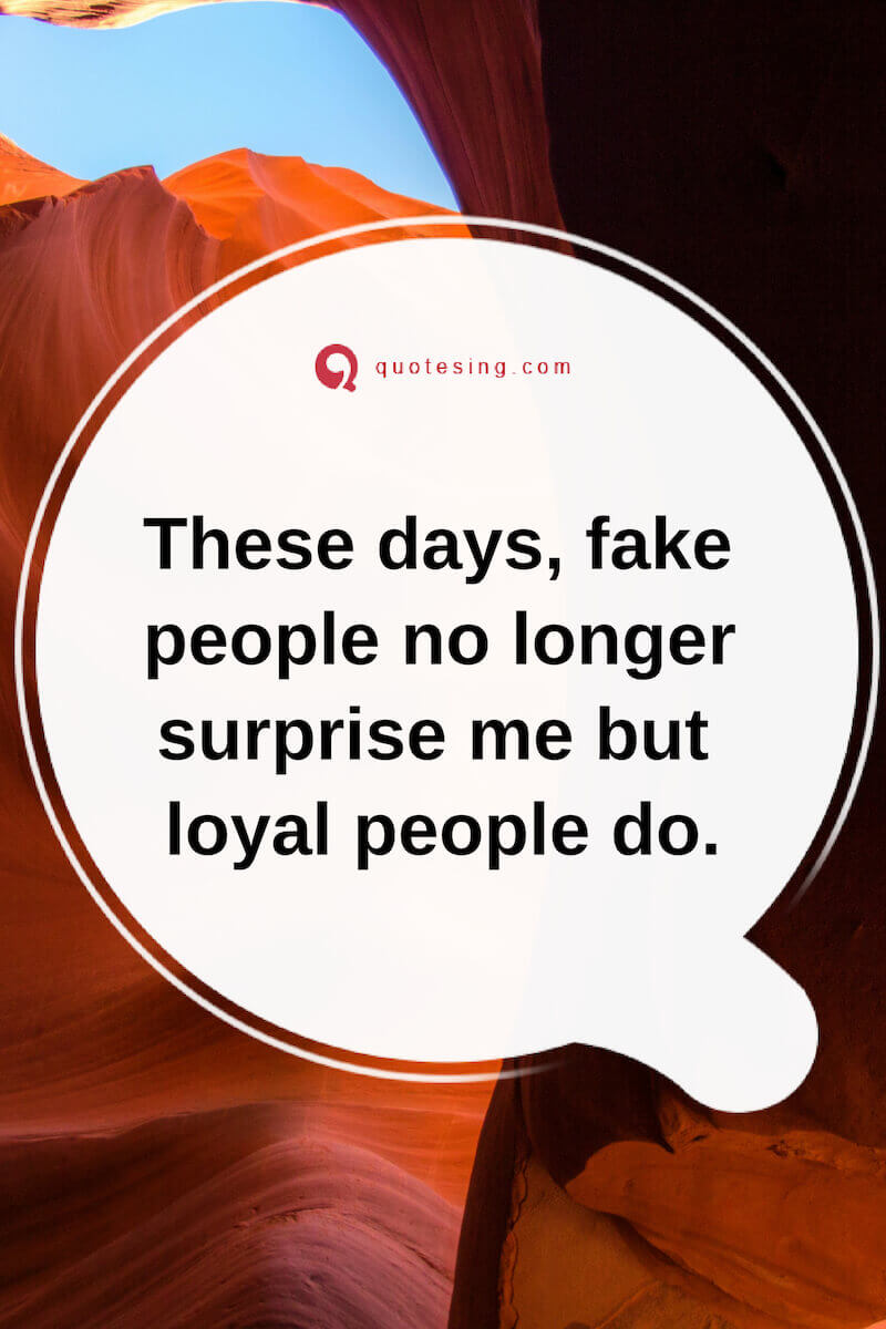 Fake people quotes with images - Quotesing