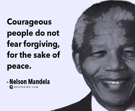 Nelson Mandela Education, Love, Life and Peace Quotes