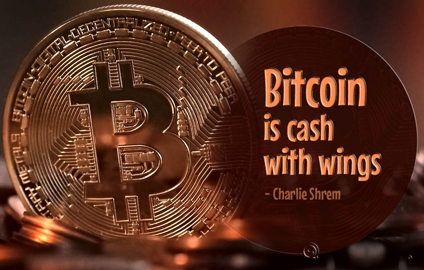 Bitcoin quotes that will Inspire you to be successful - Quotesing