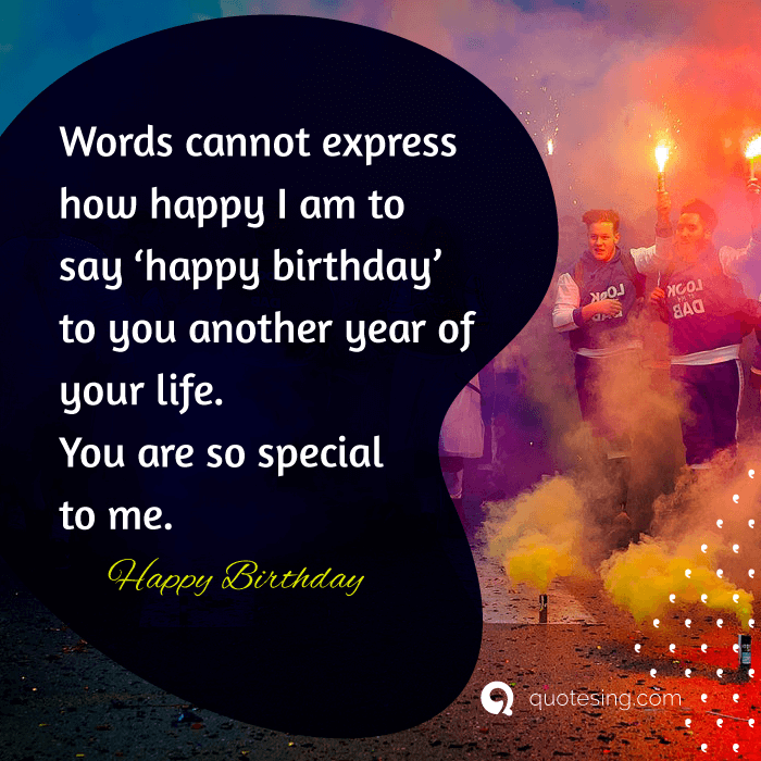 50 Happy Birthday Wishes And Messages Quotes Pictures Quotesing