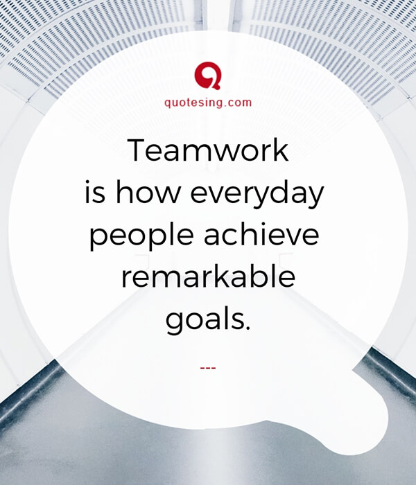 Teamwork Quotes For Work Funny Teamwork Quotes Quotesing
